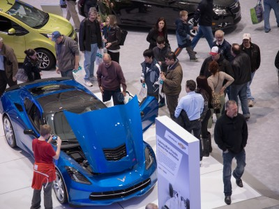 New England International Auto Show